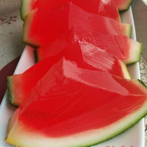 Watermelon Jell-o