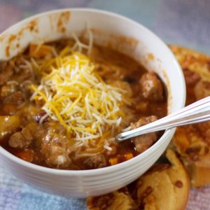 Root Beer Chili